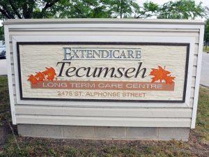 Extendicare Tecumseh logo