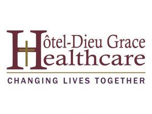 Hotel Dieu Grace Healthcare logo