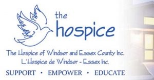 The Hospice of Windsor Essex County logo