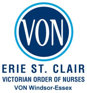 Victorian Order of Nurses Windsor Essex logo