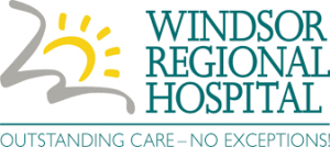 Windsor Regional Hospital logo