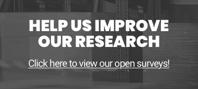 Help Us Improve Our Research - Click to view our open surveys.