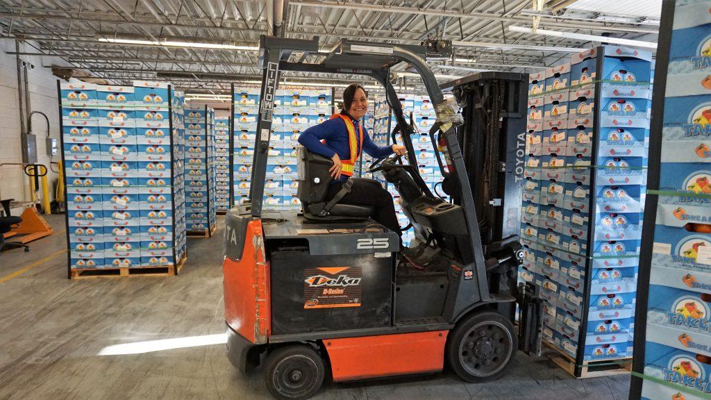 Corrie Forklift Operator Workforce Windsoressex