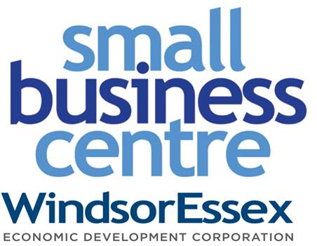 Small Business Centre WE EDC Logo