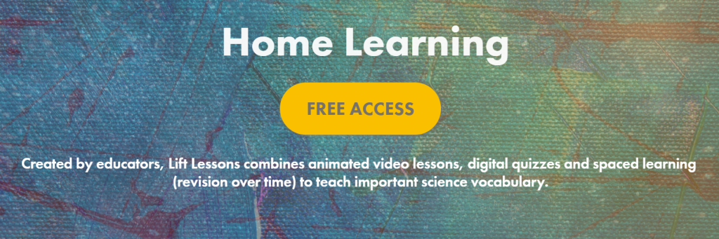 Lift Lessons website screengrab