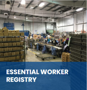 Essential Worker Registry
